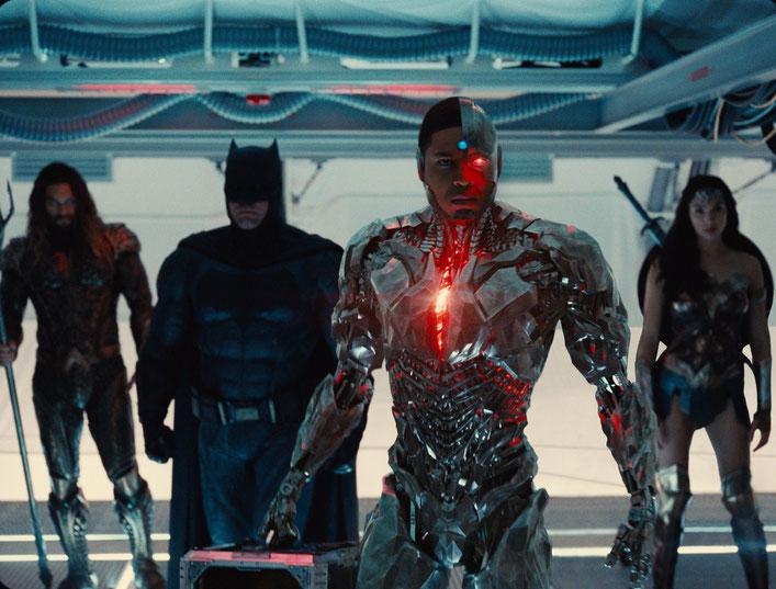 Justice League Filmbild