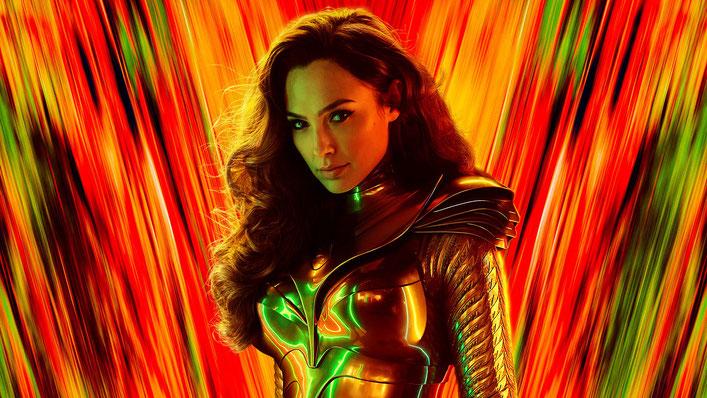 Wonder Woman 1984 Plakat