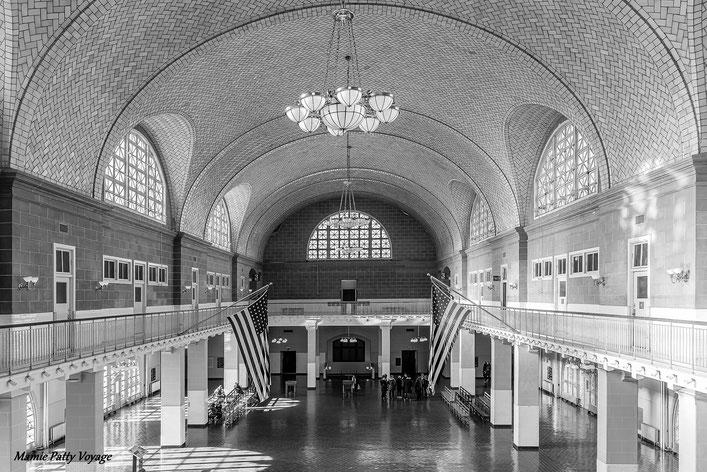 Ellis Island National Museum of Immigration, New York City