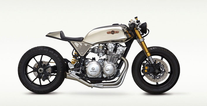 Custom Honda CB750 by Classified Moto