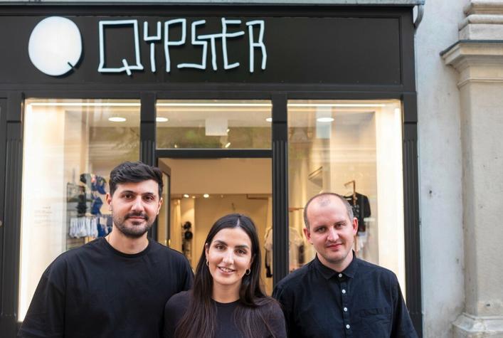 Quipster Founders v.l.n.r. Akin Aktas, Alina al Wazzan-Aktas und Andreas Körner