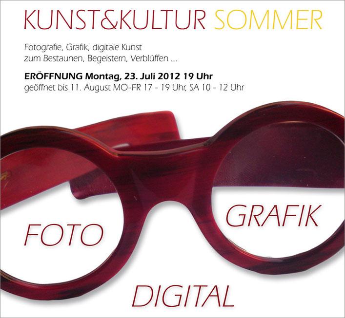 Galerie Time Kunst & Kultur Sommer Foto Grafik Digital