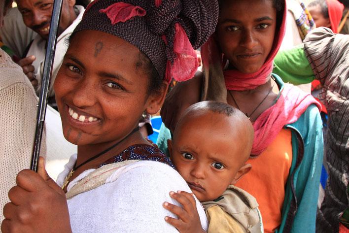 ilanga, Äthiopien, Reisen, Afrika