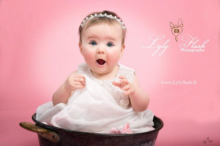 Photographe bebe