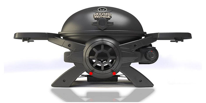 Star Wars Grill Tie Fighter*