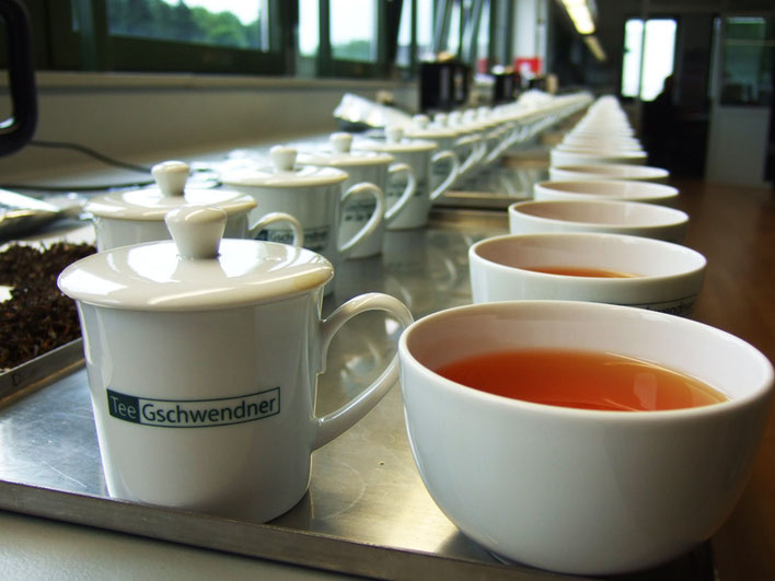 Teatasting by TeeGschwendner (Photo Copyright: TeeGschwendner)