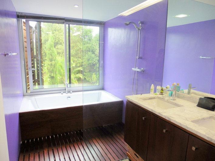 3. Badezimmer (en suite)