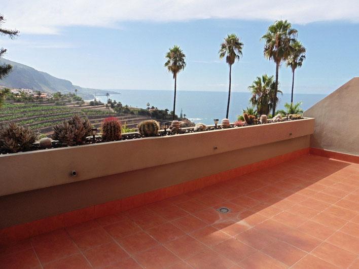 Terrasse mit Panoramblick