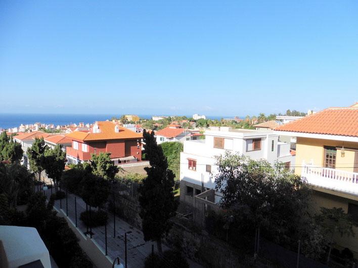 Ausblick vom 2. Balkon