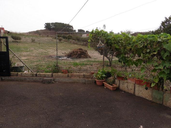 Zusätzliche Grundstück