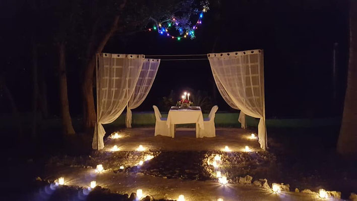 Sambag Hideaway Romantic Dinner