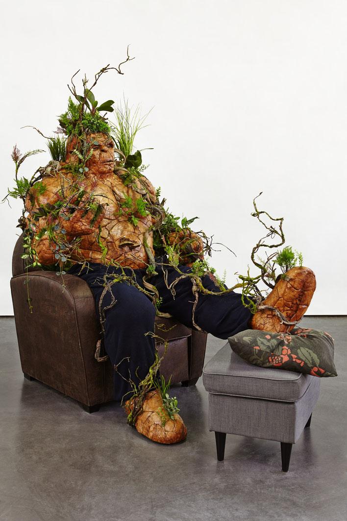 Gilles Barbier, Atelier Friche belle de mai © jeanchristophe Lett