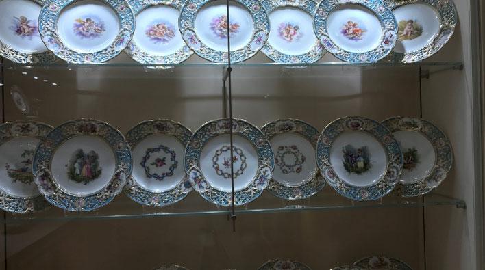 ホーフブルク宮殿のコレクション