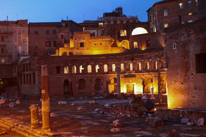 Rom in der Nacht