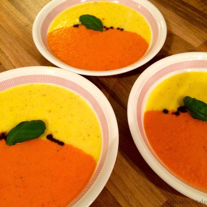 Paprika Suppe Rezept tinakocht