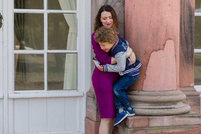 Nicole Decker Paxton Baby Willkommensfeier Willkommensfest