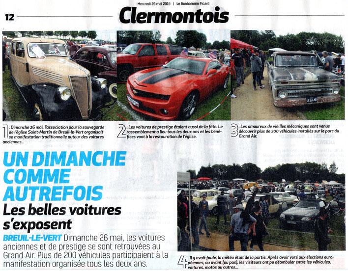 29 mai 2019 - Le Bonhomme Picard - Première partie de page
