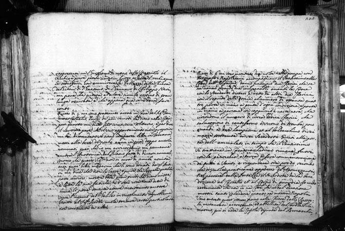 Le lettere originali di Michelangelo Tilli
