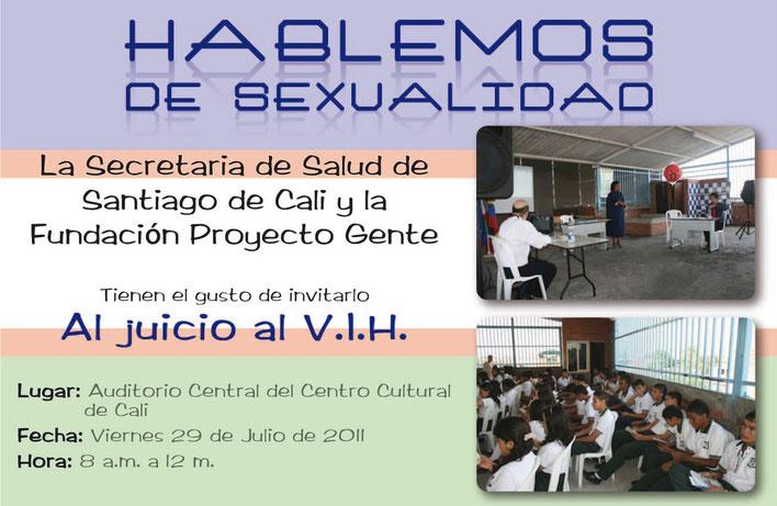 JUICIO AL VIH - VIERNES 29 DE JULIO DE 2011