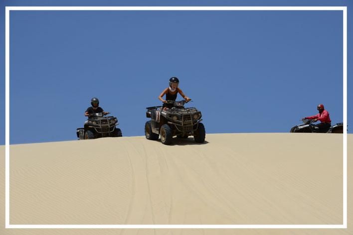 Quad, Quadzone, Boavista, Kapverden, Cabo Verde, Boa Vista Tours, Quadtouren, Quad fahren