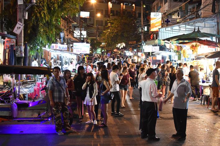 Bangkok, Thailand, Nacht, Tuk Tuk, Markt, Fotografie, Photography, Reise, Russelsheim am Main, Rüsselsheim, Hessen, Fotograf, Tagesbuch, Asien, Leute