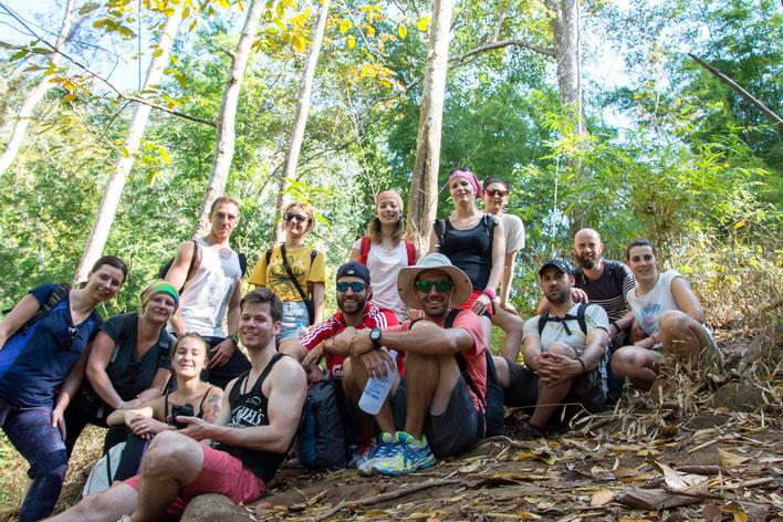 Trekking Reise Martin Matok Chiang Mai