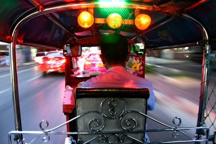 Tuk-Tuk Ein Abenteuer in Bangkok, Thailand
