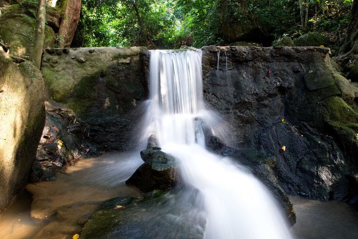 Wasserfall Natur Kho Samui Thailand Reise Fotografie Martin Matok Rüsselsheim