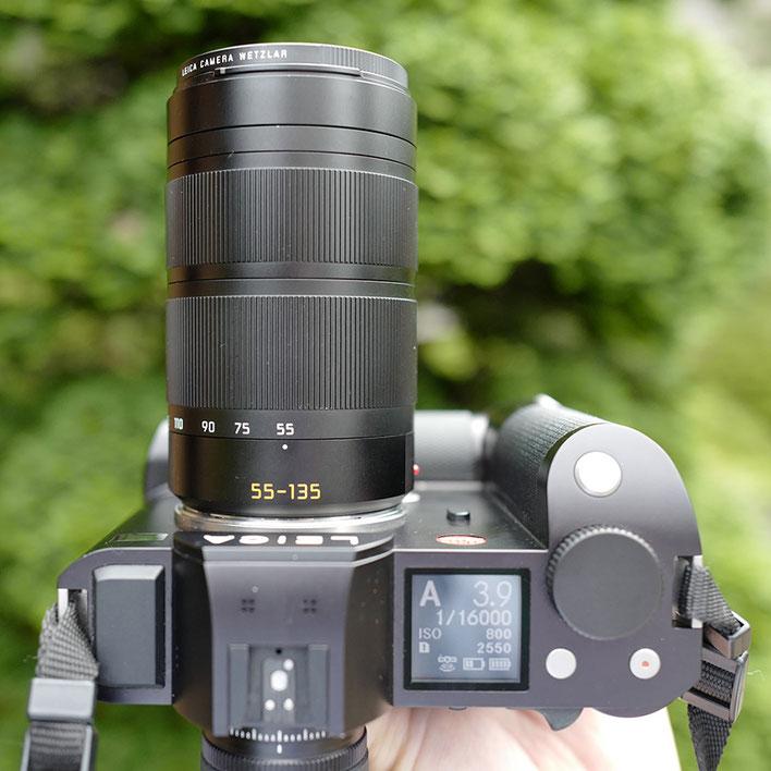 Leica SL + Leica apo-vario-elmar-t 55 – 135 mm/F 3.5 – 4.5 Asph Leica ズームレンズ アポ・バリオ・エルマーT 55-135mm F3.4-4.5