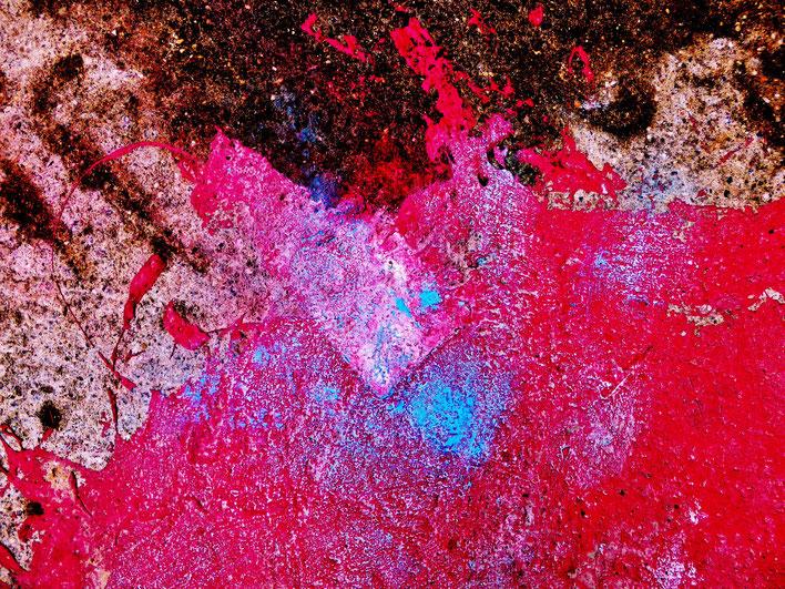 Pedro Meier – Mauerzeichen – Mural paintings Nr. 16 – Fabrikruine – Wasteland Factory ArtCampus Attisholz Solothurn– 2016 © Pedro Meier Multimedia Artist/ProLitteris Zürich – Visarte Bangkok Art-Group. Gerhard Meier-Weg Niederbipp Bern Oberaargau Graffiti
