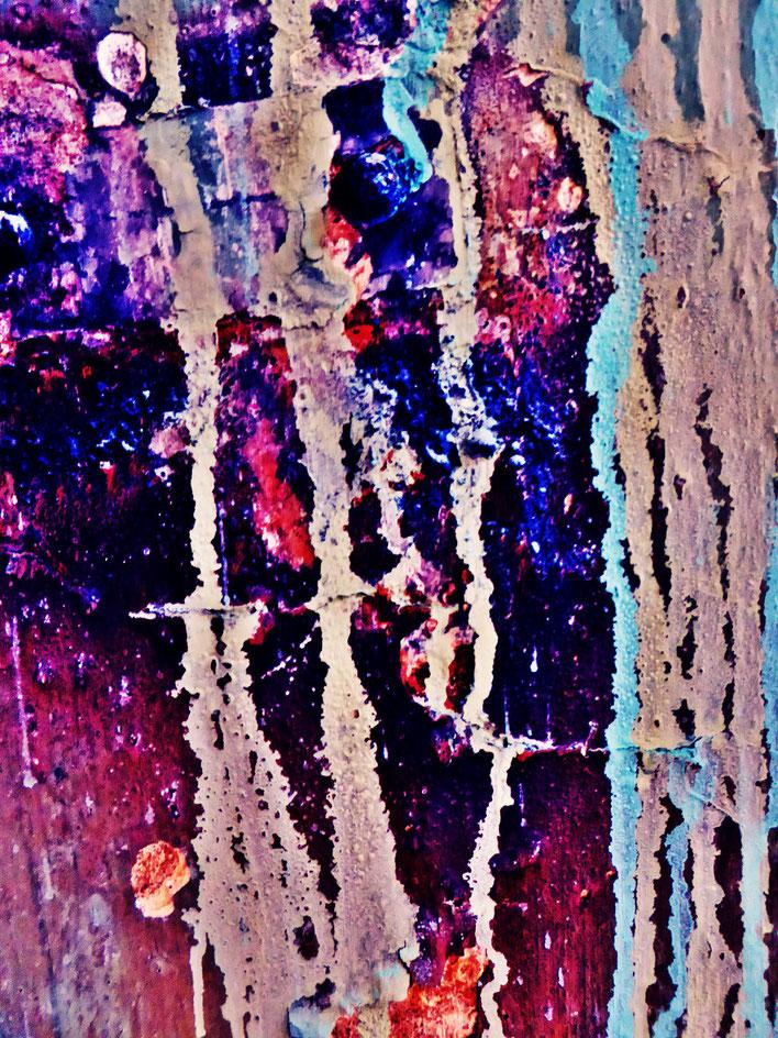 Pedro Meier – Mauerzeichen – Mural paintings Nr. 29 – Fabrikruine – Wasteland Factory ArtCampus Attisholz Solothurn– 2016 © Pedro Meier Multimedia Artist/ProLitteris Zürich – Visarte Bangkok Art-Group. Gerhard Meier-Weg Niederbipp Bern Oberaargau Graffiti