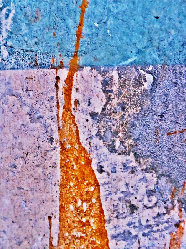Pedro Meier – Mauerzeichen – Mural paintings Nr. 35 – Fabrikruine – Wasteland Factory ArtCampus Attisholz Solothurn– 2016 © Pedro Meier Multimedia Artist/ProLitteris Zürich – Visarte Bangkok Art-Group. Gerhard Meier-Weg Niederbipp Bern Oberaargau Graffiti