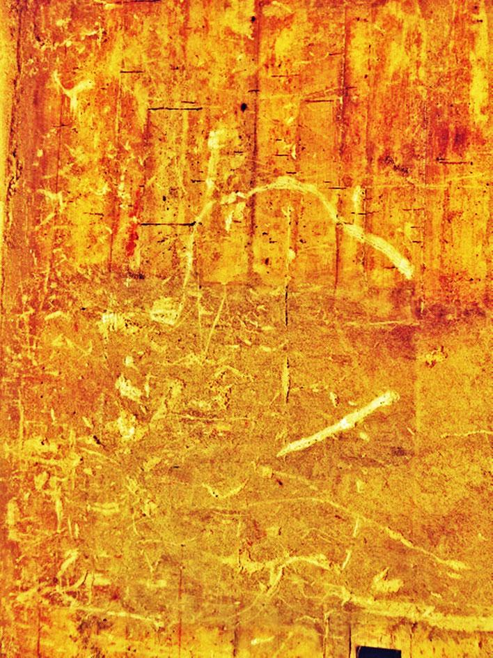Pedro Meier – Mauerzeichen – Mural paintings Nr. 20 – Fabrikruine – Wasteland Factory ArtCampus Attisholz Solothurn– 2016 © Pedro Meier Multimedia Artist/ProLitteris Zürich – Visarte Bangkok Art-Group. Gerhard Meier-Weg Niederbipp Bern Oberaargau Graffiti