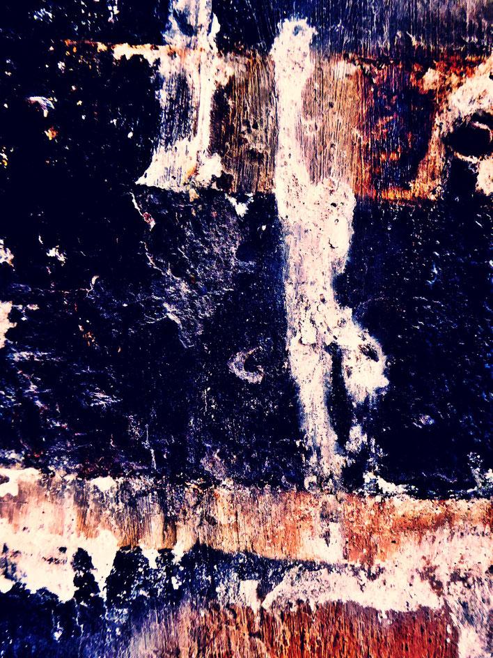 Pedro Meier – Mauerzeichen – Mural paintings Nr. 34 – Fabrikruine – Wasteland Factory ArtCampus Attisholz Solothurn– 2016 © Pedro Meier Multimedia Artist/ProLitteris Zürich – Visarte Bangkok Art-Group. Gerhard Meier-Weg Niederbipp Bern Oberaargau Graffiti