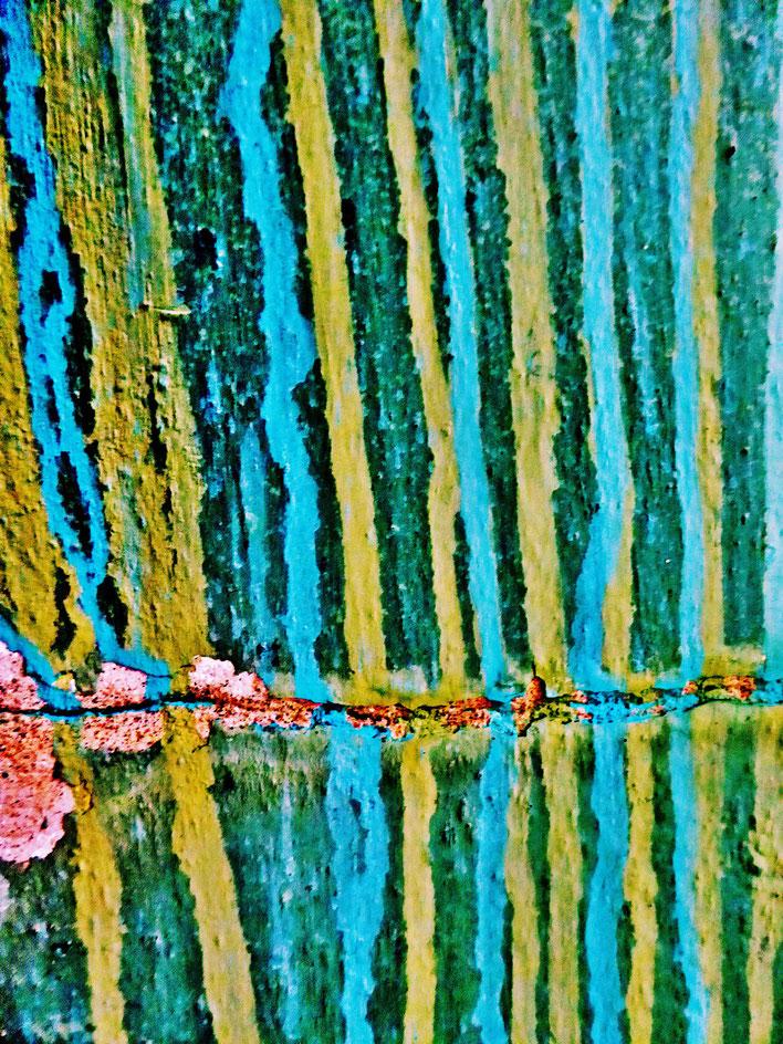 Pedro Meier – Mauerzeichen – Mural paintings Nr. 27 – Fabrikruine – Wasteland Factory ArtCampus Attisholz Solothurn– 2016 © Pedro Meier Multimedia Artist/ProLitteris Zürich – Visarte Bangkok Art-Group. Gerhard Meier-Weg Niederbipp Bern Oberaargau Graffiti