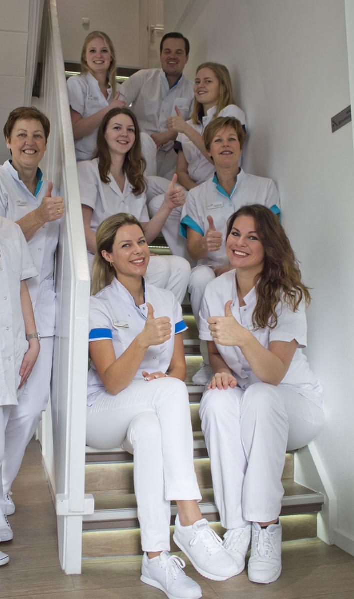 Team Familie Dental Zorg Leeuwarden