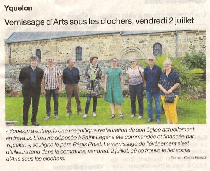 Ouest-France - 5 juillet 2021