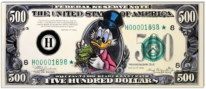 Dagobert Dollar V