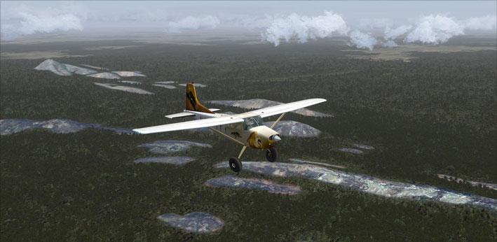 Mutinondo Wilderness with airstrip (FLMD)