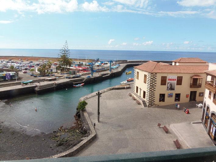 Hafenbereich Puerto de la Cruz