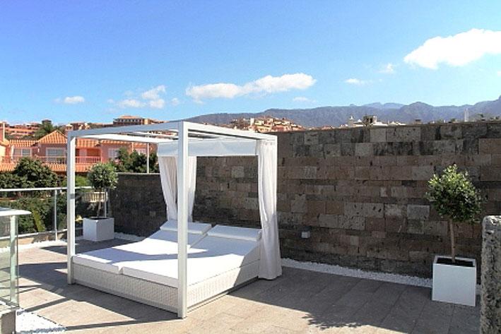 2. Terrasse zum Sonnen