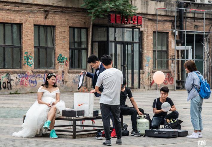 Pékin une  ville en transition, série photographique, Léo Derivot