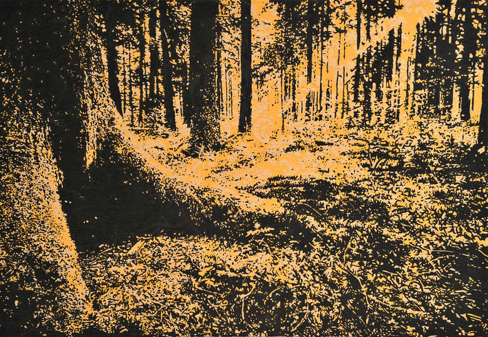 Study for Wood | Michela Pedron