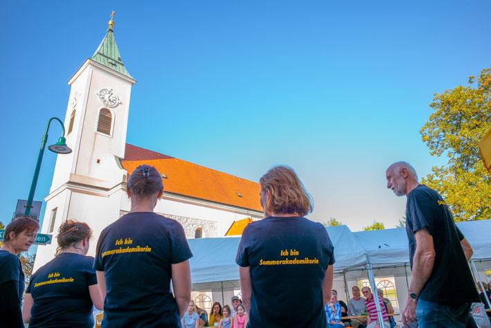 Abschlussfeier Sommerakademie Probstdorf