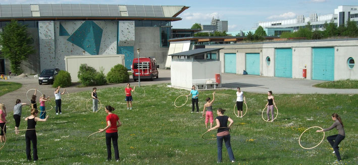 Hula Hoop Workshop Augsburg