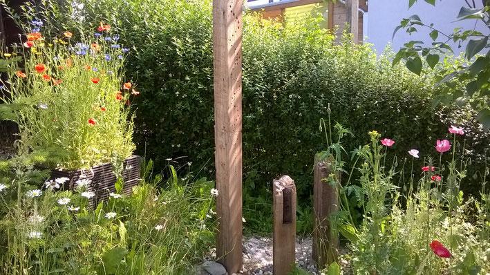 Lebendiger Garten von Helga Tewes, Ahnatal