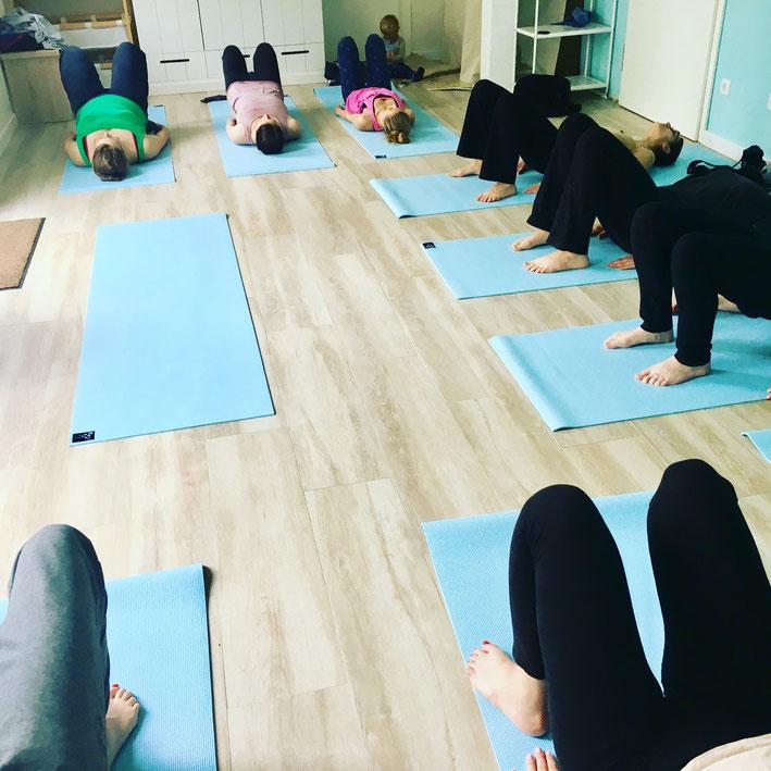 Mama Baby Yoga Retreat Auszeit Föhr Hoftel Reisetagebuch MOMazing Mama Mami Blog Nordsee