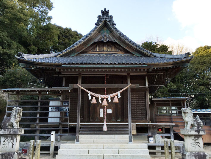 天神社(西浦町)