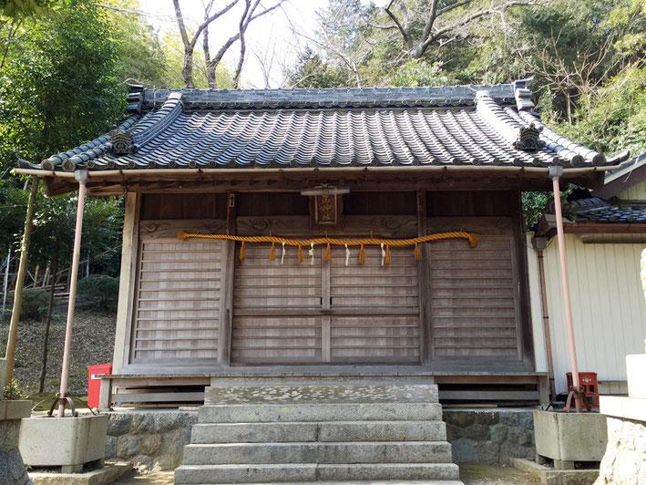 白山社(竹谷町)