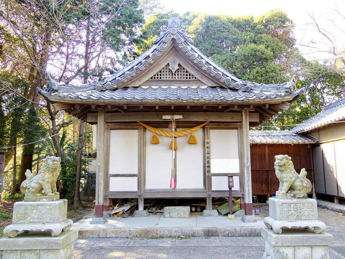 秋葉神社(形原町)
